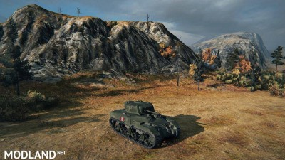 Gufo_Tave's Ram II, 1st Canadian Armoured Brigade, 1943 1.2 [1.4.0.1] - Direct Download image